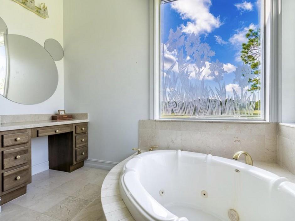 Mickey Mansion Bathroom 1