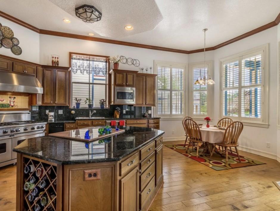 Mickey Mansion Kitchen 1