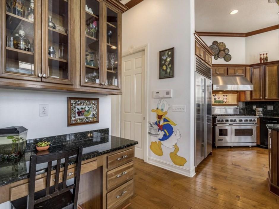 Mickey Mansion Kitchen 2