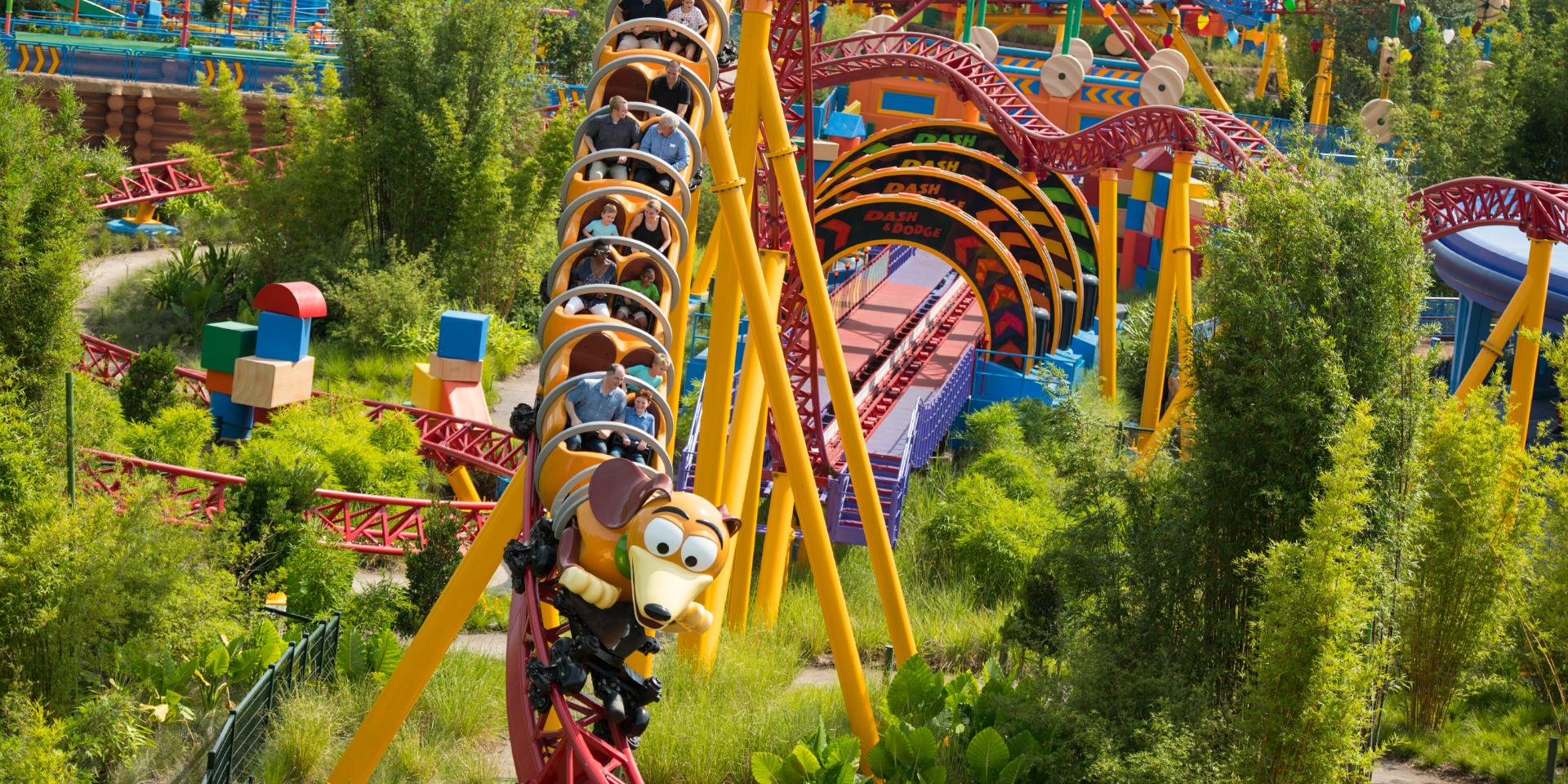 Toy Story Land Blog Photo 2