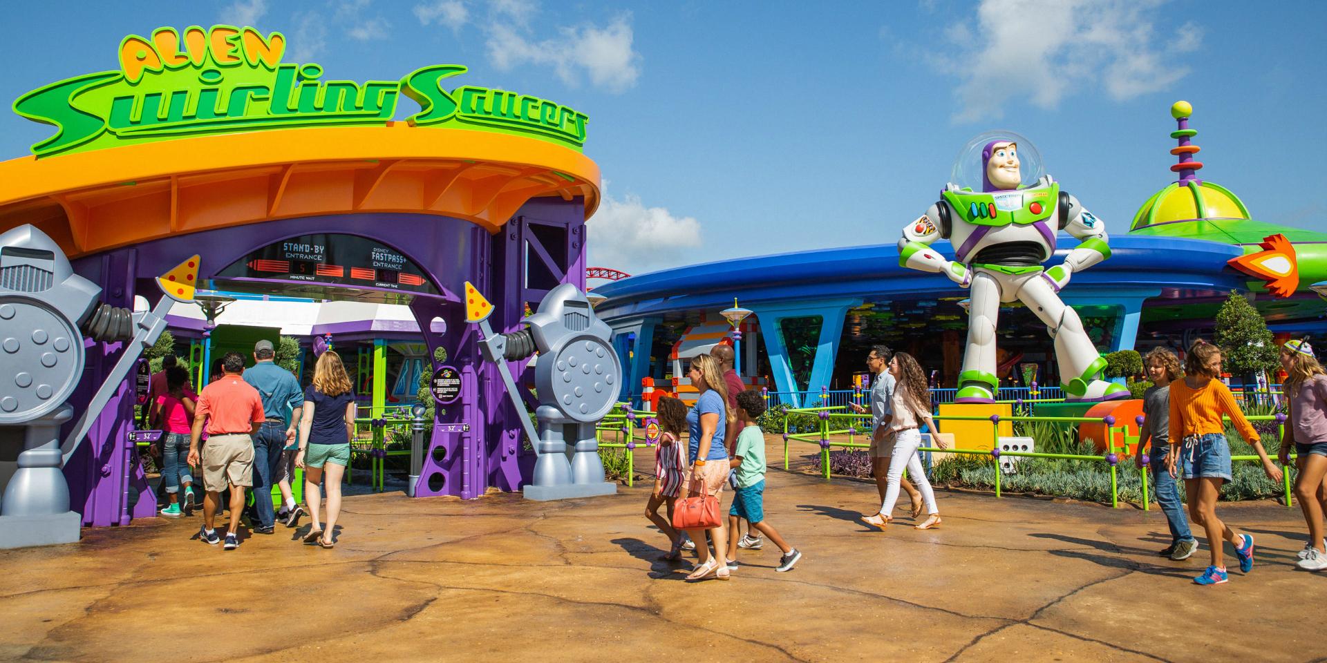 Toy Story Land Blog Photo 3