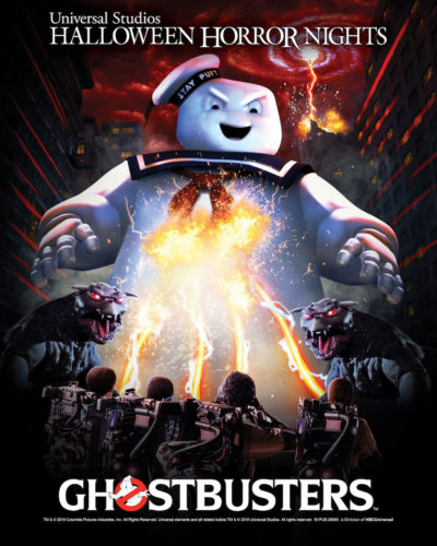 HHN Ghostbusters 2