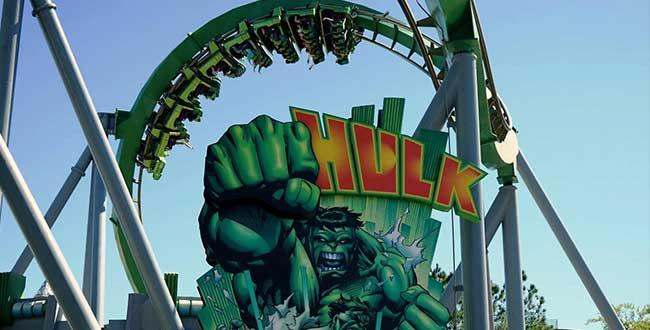 Universal-Hulk-Ride