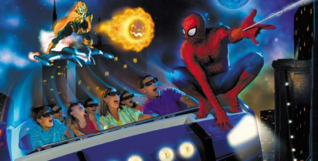 Universal-SpiderMan
