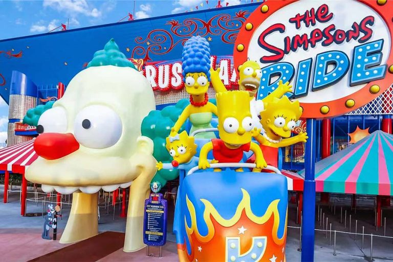 The Simpsons Ride™