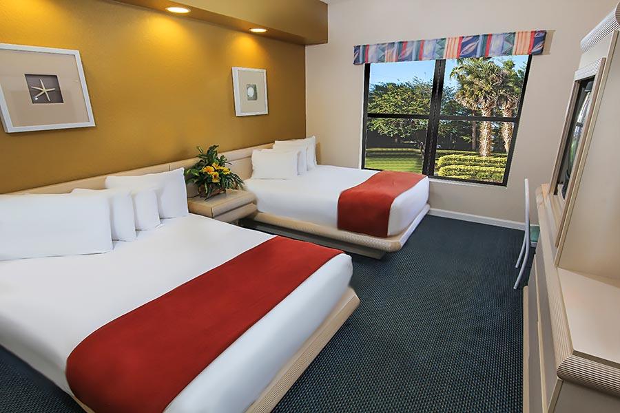 Double Bedroom Villa Orlando