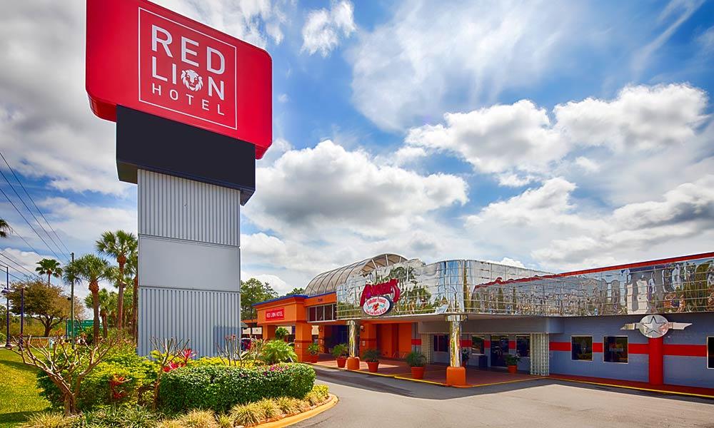 Red Lion Hotel Orlando KissimmeeMaingate Exterior 01