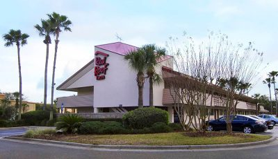 Red Roof Inn Orlando Exterior 01