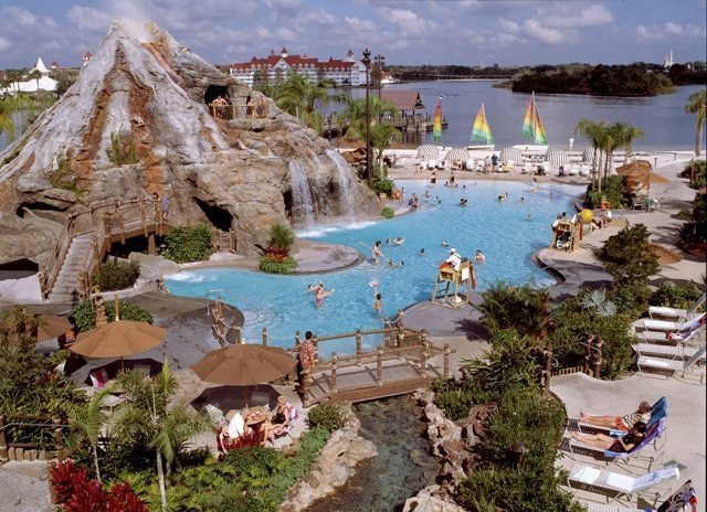 Disneys Polynesian Resort Orlando
