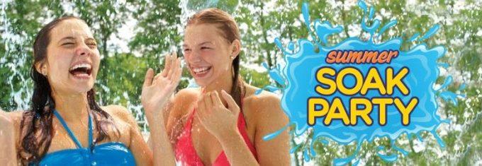 A Summer Soak Party At SeaWorld Orlando!