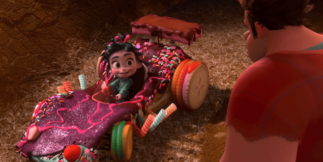 If it comes to pass, guests will be racing virtually with Ralph and Vanellope in the Magic Kingdom