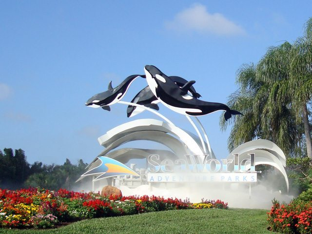 SeaWorld Orlando Entrance image
