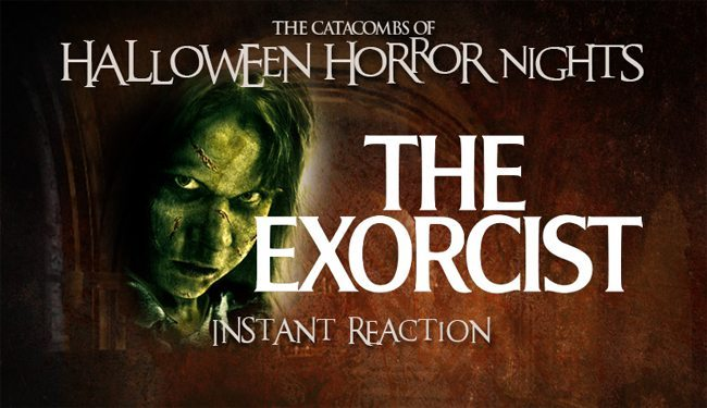 the exorcist halloween horror nights 2016 universal orlando