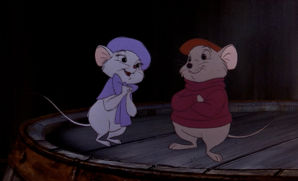 The-Rescuers---Bianca-and-Bernard
