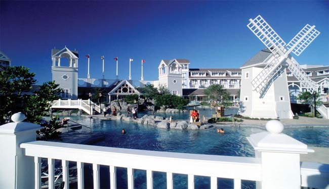 Expansion Planned To Disney World's Yacht And Beach Club