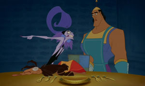 Yzma-Yells-at-Kronk-in-The-Emperor's-New-Groove