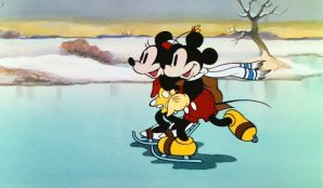 times disney restored our faith in love -Minnie and Mickey
