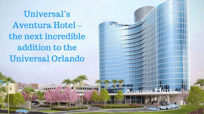 Aventura Hotel Will Open In Summer 2018