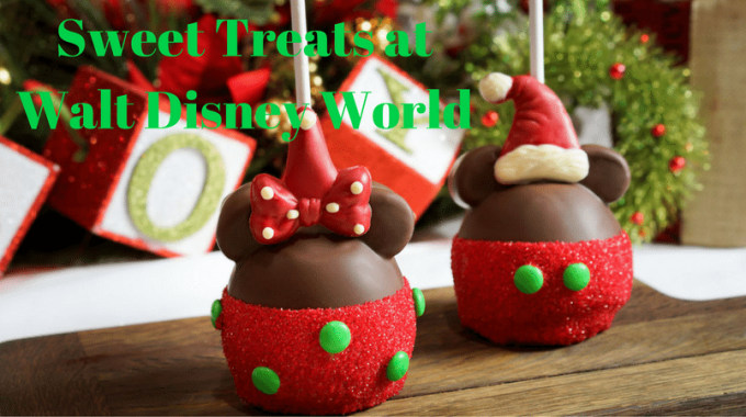 Christmas Treats At Walt Disney World 2