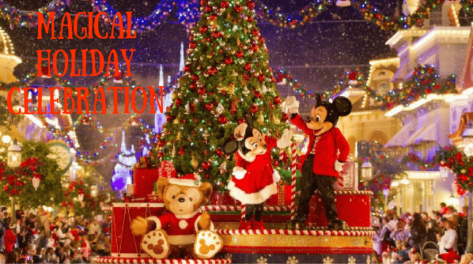 Magical Holiday Celebration 1