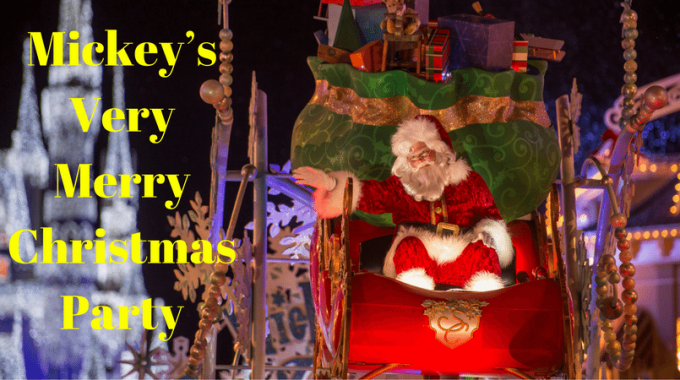 Mickey Christmas Party.Things To Know Before You Go To Mickey S Very Merry