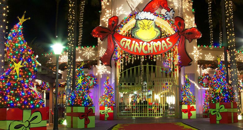 Holiday Traditions At Universal Studios Florida And Islands Of Adventure.