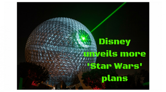 Disney Unveils More 'Star Wars' Plans