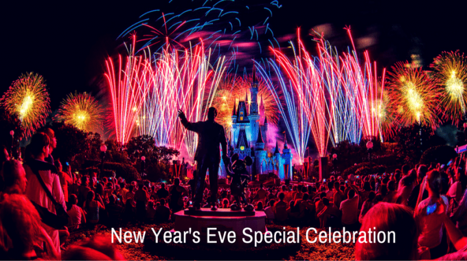 New Year's Eve Special Entertainment Line-up At Orlando Theme Parks