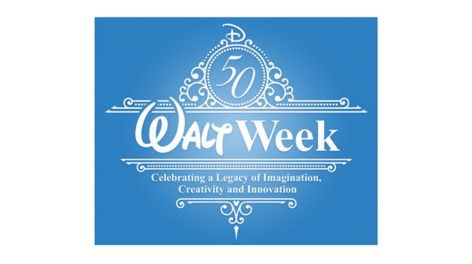 Celebrate 'Walt Week' With D23 And Disney Around The World