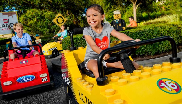 Legoland Ford Driving School Ride